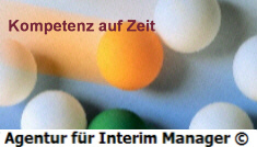 Agentur f�r Interimmanager
